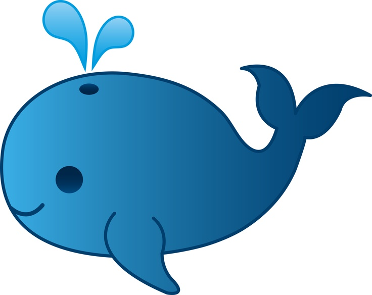 Blue Whale clipart whale watching Free Clipart Clip Panda Blue
