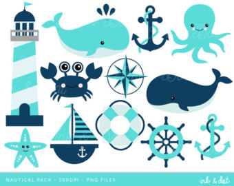 Blue Whale clipart blue starfish Starfish Pink Girl Whale Ocean