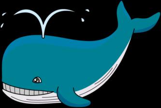 Blue Whale clipart printable Whale Blue Clipart ClipartPen #10312