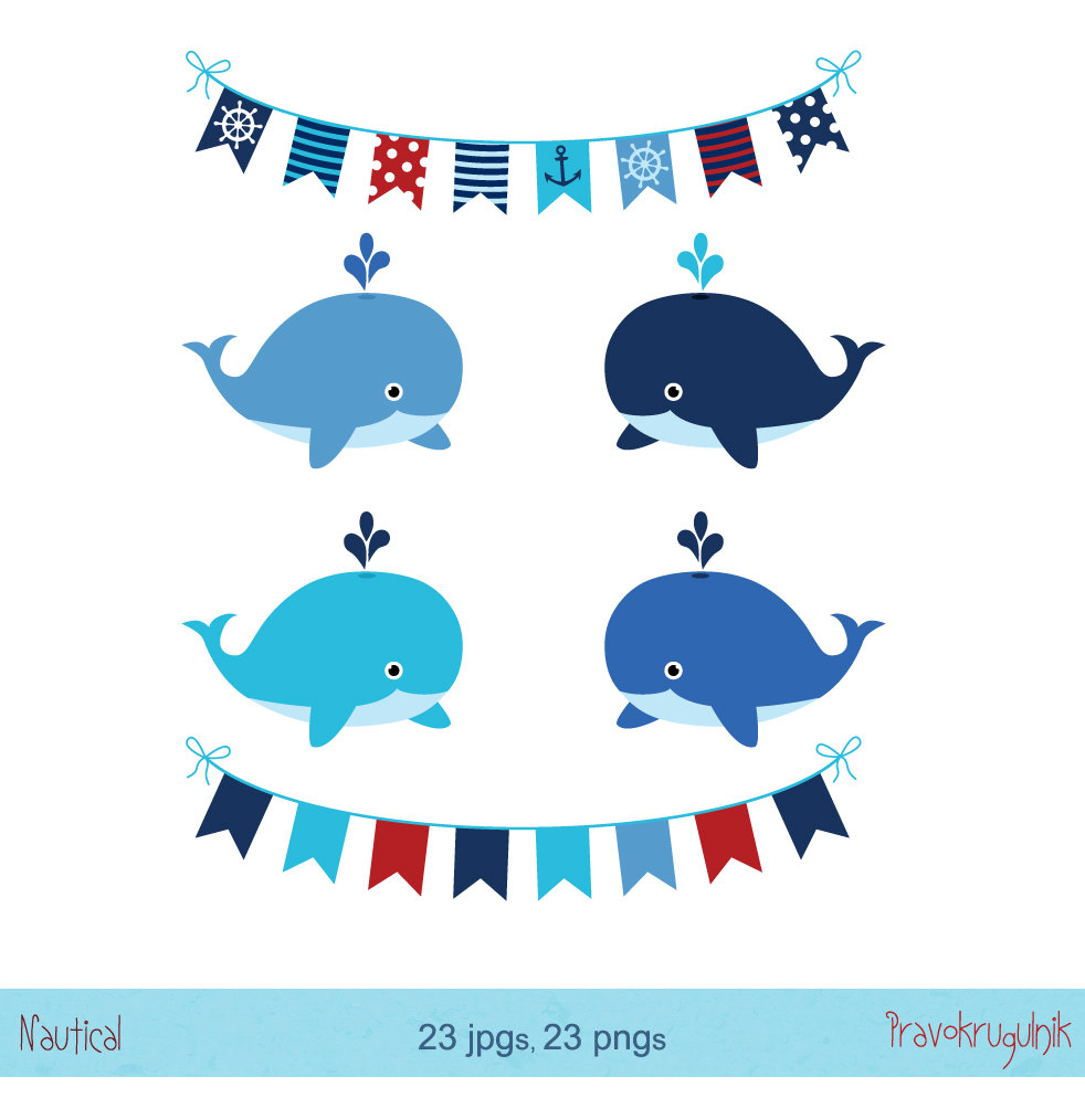 Blue Whale clipart sailboat Is art Sea clip file