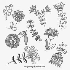 Bluebell clipart flower power Drawn for art Flower clip