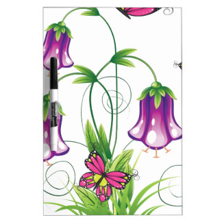 Bluebell clipart flower power Board Leaves Erase with Boards