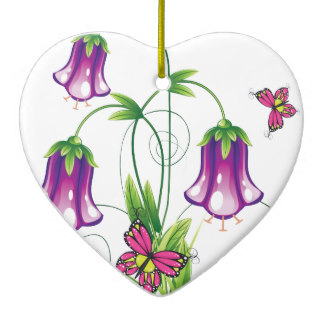 Bluebell clipart flower power Zazzle Blue Leaves & with