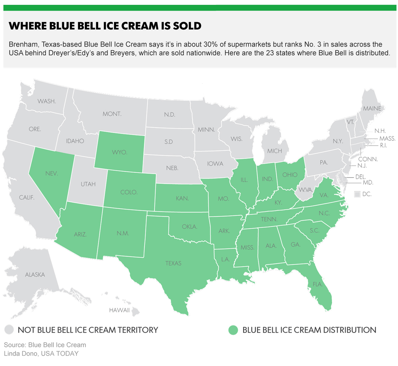 Bluebell clipart ice cream Cream Oklahoma operations Press ice