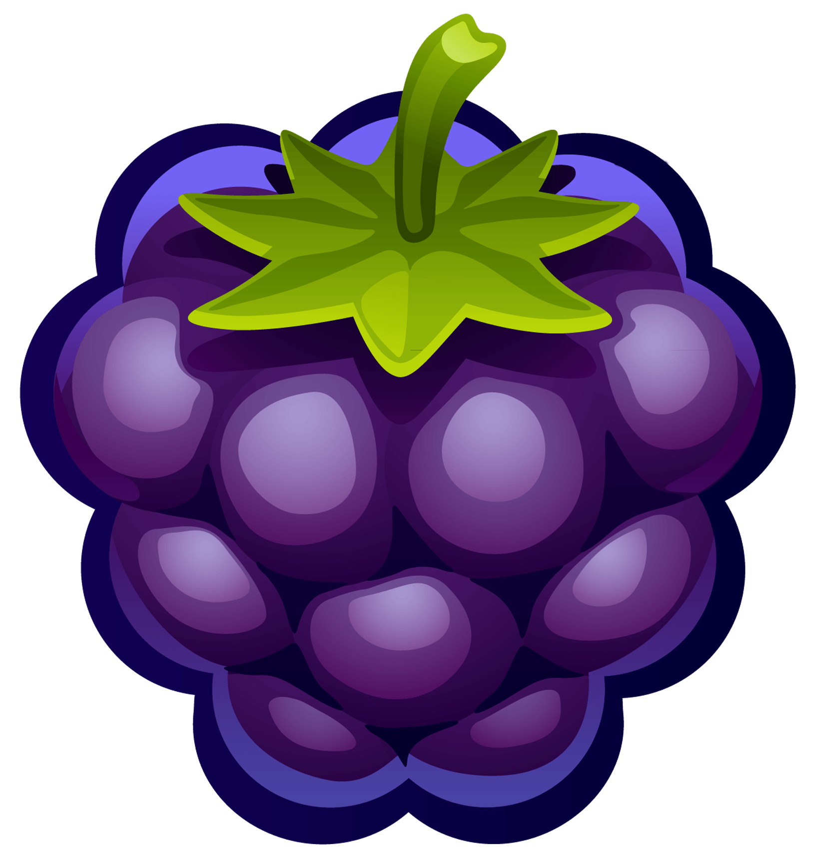 Grape clipart violet Inspiration Clipart Art Grape Others