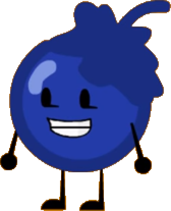 Blueberry clipart blue object Blueberry Fandom  Image (2)