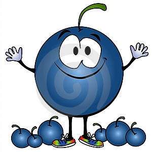 Blueberry clipart funny Www jpg Media Funny com