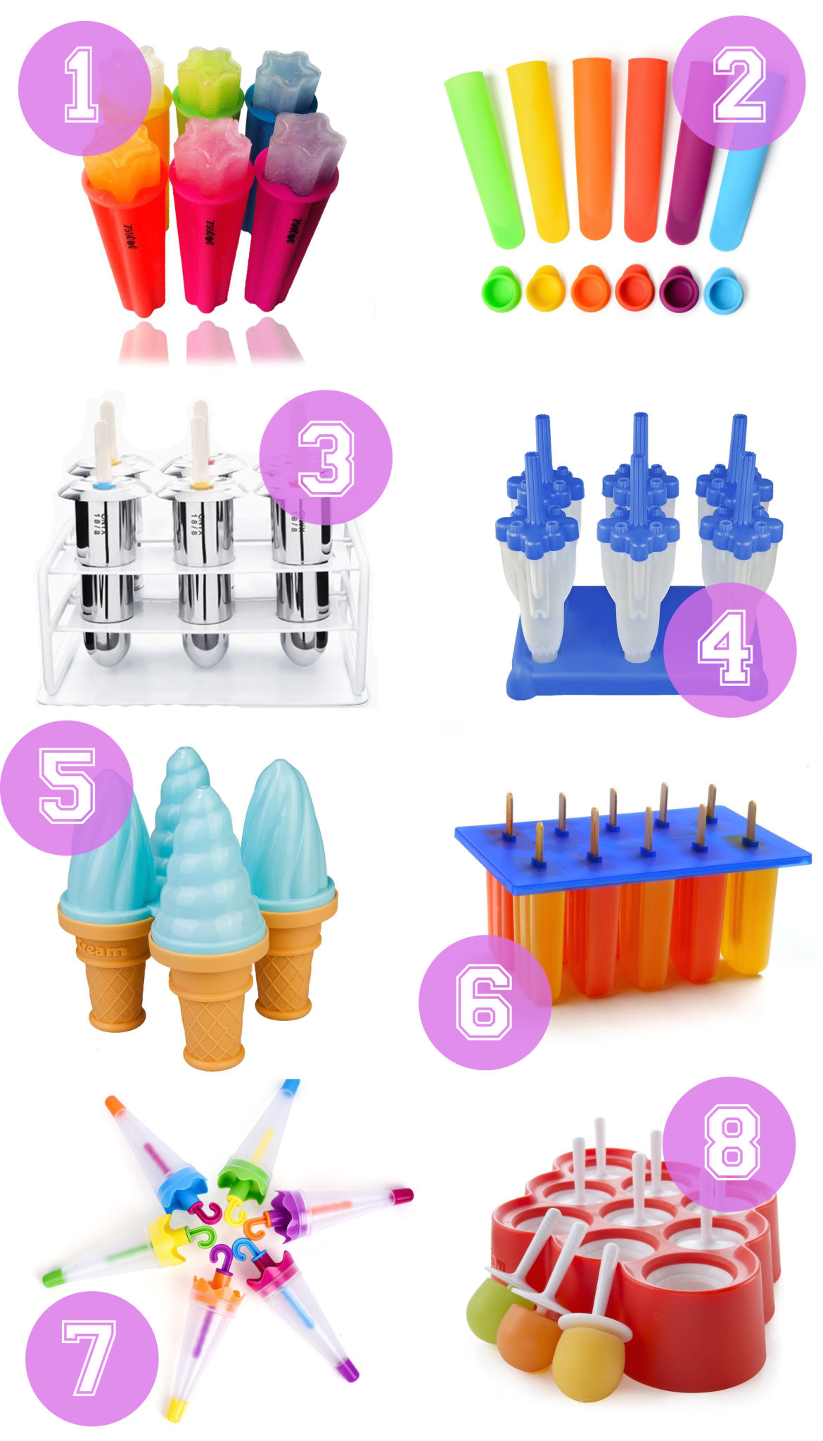 Blueberry clipart popsicle Bless Chia Popsicles Popsicles too!)