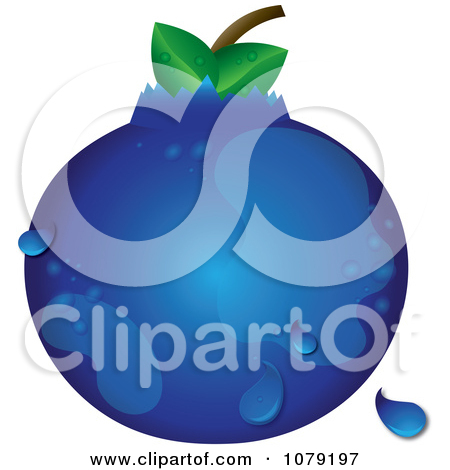 Blueberry clipart single Free cps Clipart China C8v3qq