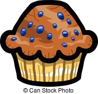 Blueberry Muffin clipart junk food Clipart 399 Muffin free