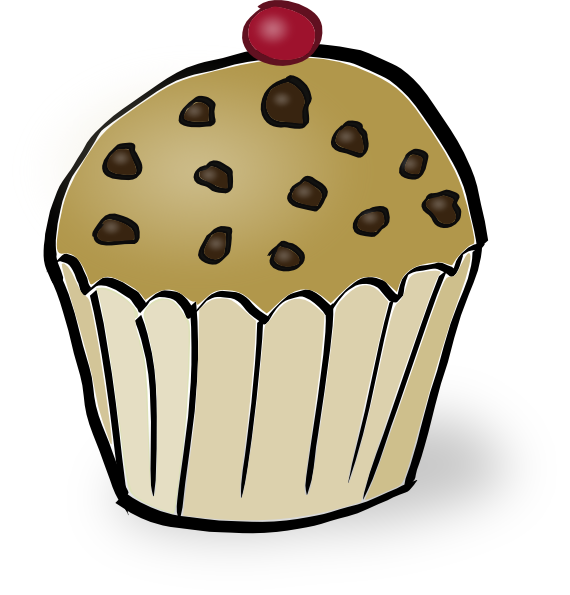 Muffin clipart fresh Art Images Kostenlos Muffin Kostenlos