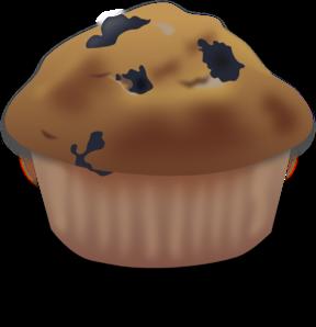 Blueberry clipart blueberry muffin Com Art online art Clker