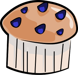 Blueberry Muffin clipart continental breakfast Free Panda Images debut%20clipart Debut