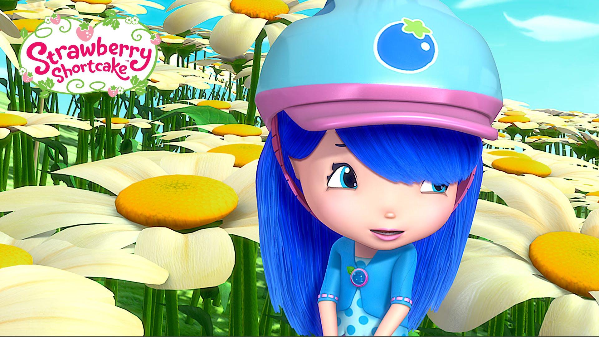 Blueberry Muffin clipart big Shortcake Strawberry YouTube Rescue