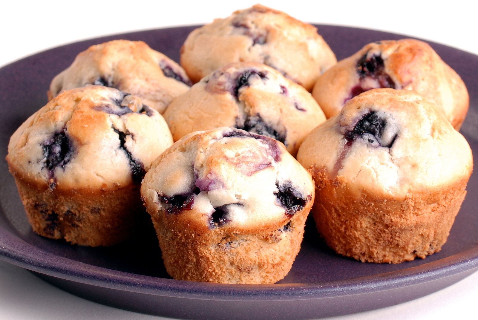 Blueberry Muffin clipart big Recipes Muffins home cook: the