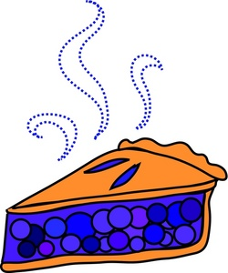Blueberry Muffin clipart blueberry pie Clipart Pie Blueberry