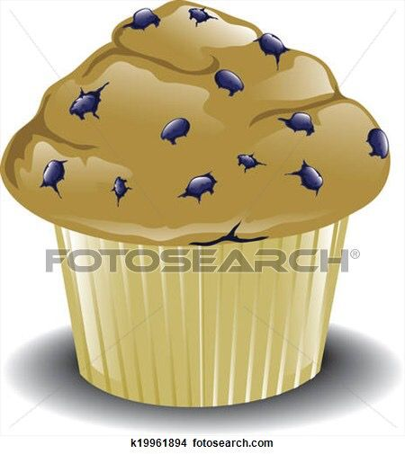 Muffin clipart five And images 43 Blueberry on