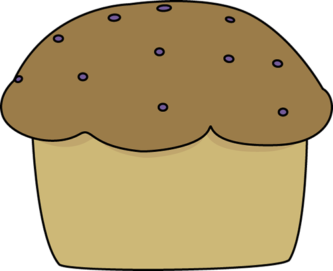 Blueberry Muffin clipart cute Clipart Clipart Muffin Cute ClipartPen