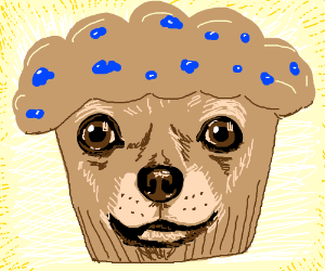Blueberry Muffin clipart face Muffin of face Blueberry has