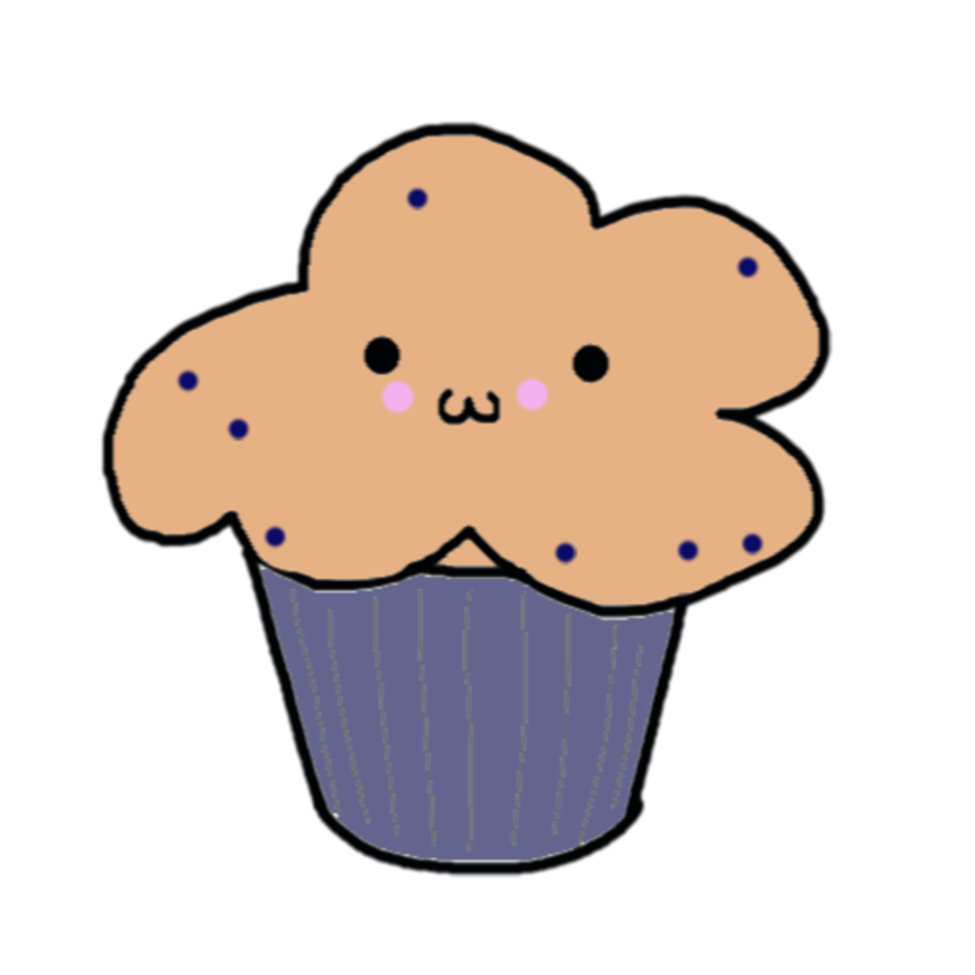 Blueberry Muffin clipart face By DeviantArt SpeepBerry Blueberry by
