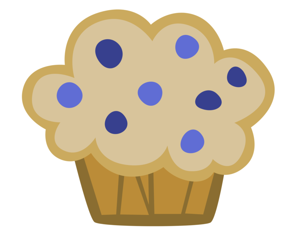 Blueberry Muffin clipart face Mlp by Scribbles  by