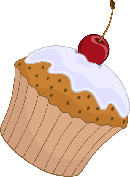 Blueberry Muffin clipart gambar Image online royalty as: vector