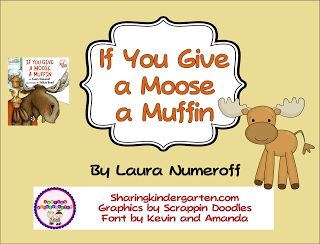 Blueberry Muffin clipart if you give a moose a muffin A Muffin images You Give