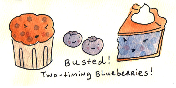 Blueberry Muffin clipart minnesota state Muffin Muffin US Ode CakeSpy