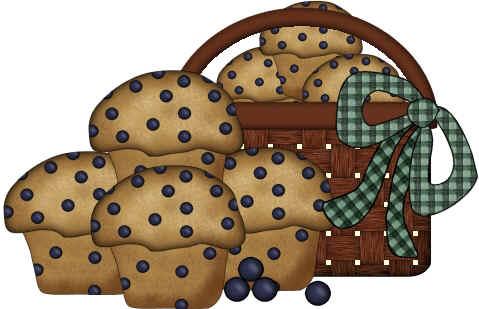 Muffin clipart plate Muffin1 jpg muffin1