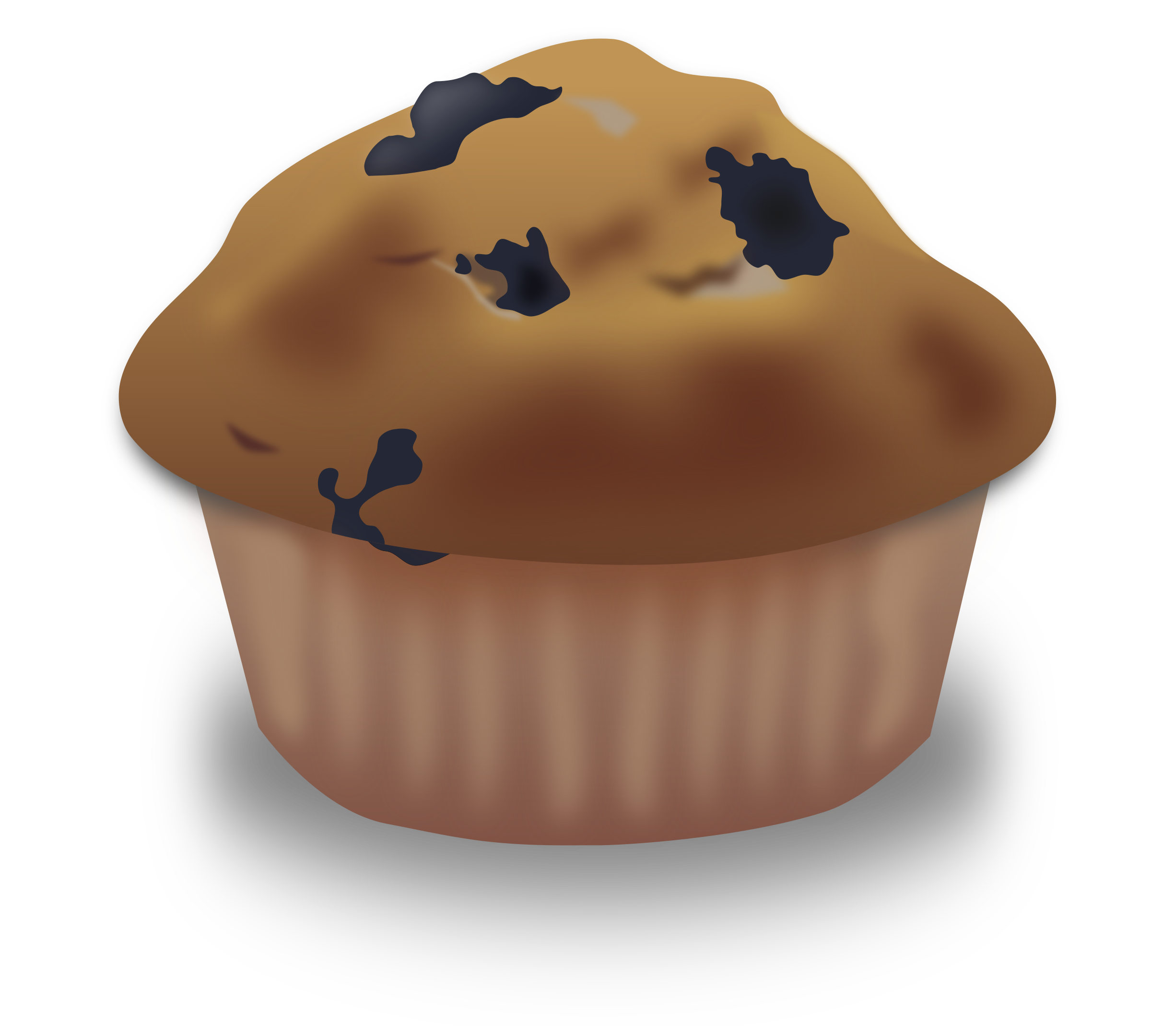 Blueberry Muffin clipart transparent Clipart Muffin Muffin Blueberry Blueberry