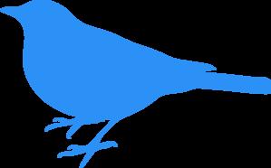 Bluebird clipart Online Clker com  Art