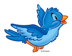 Bluebird clipart Art little Bird clipart