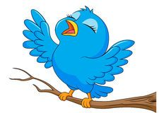 Bluebird clipart early bird Bird Cartoon cartoon 25+ Free
