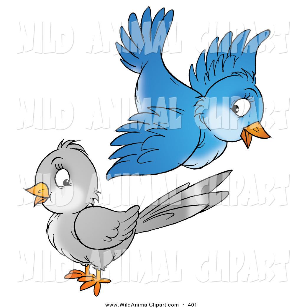 Bluebird clipart flying Clip blue Flying photo#17 Blue