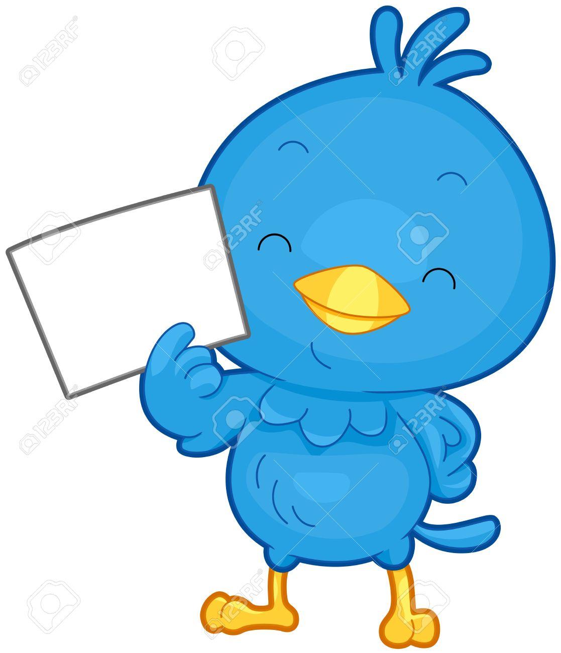 Bluebird clipart little bird  of Banner #8743 Little