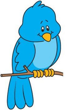 Bluebird clipart early bird Laminas slika para pretraživanja ClipartBlue