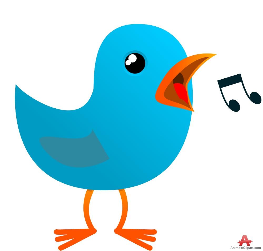 Bluebird clipart tweet Blue Tweeting Clipart Download Bird
