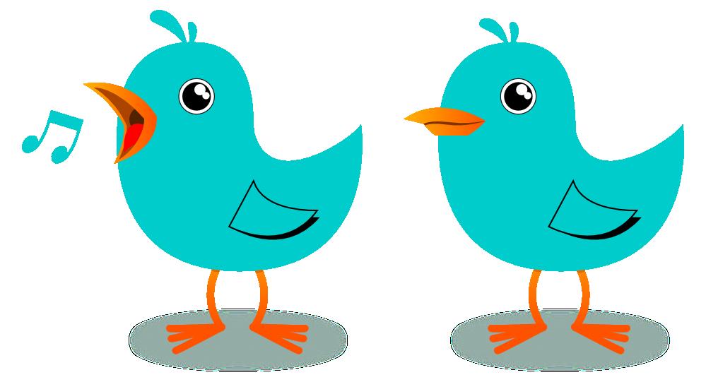 Bluebird clipart tweet Clip Download Free » singing