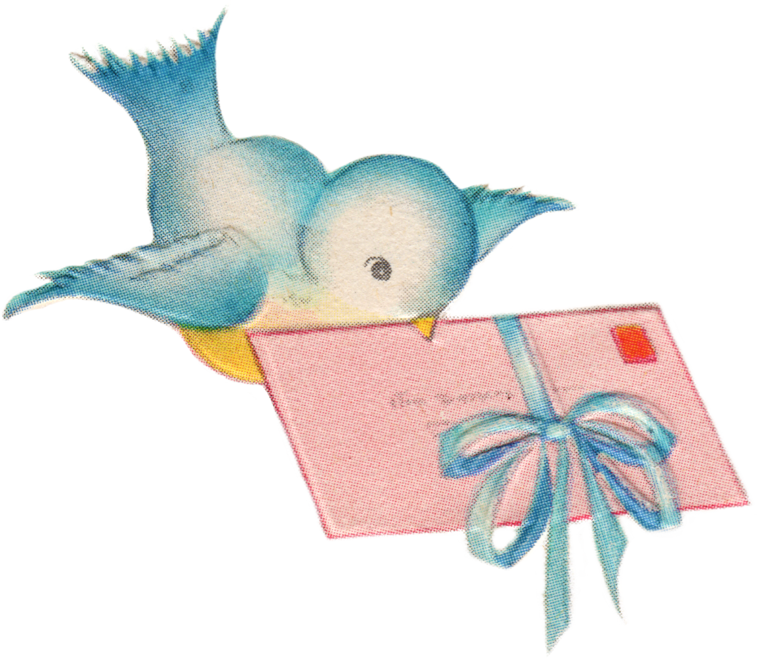 Bluebird clipart vintage BlueBird For To download You