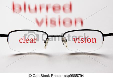 Blur clipart Clear blurred vision glasses glasses