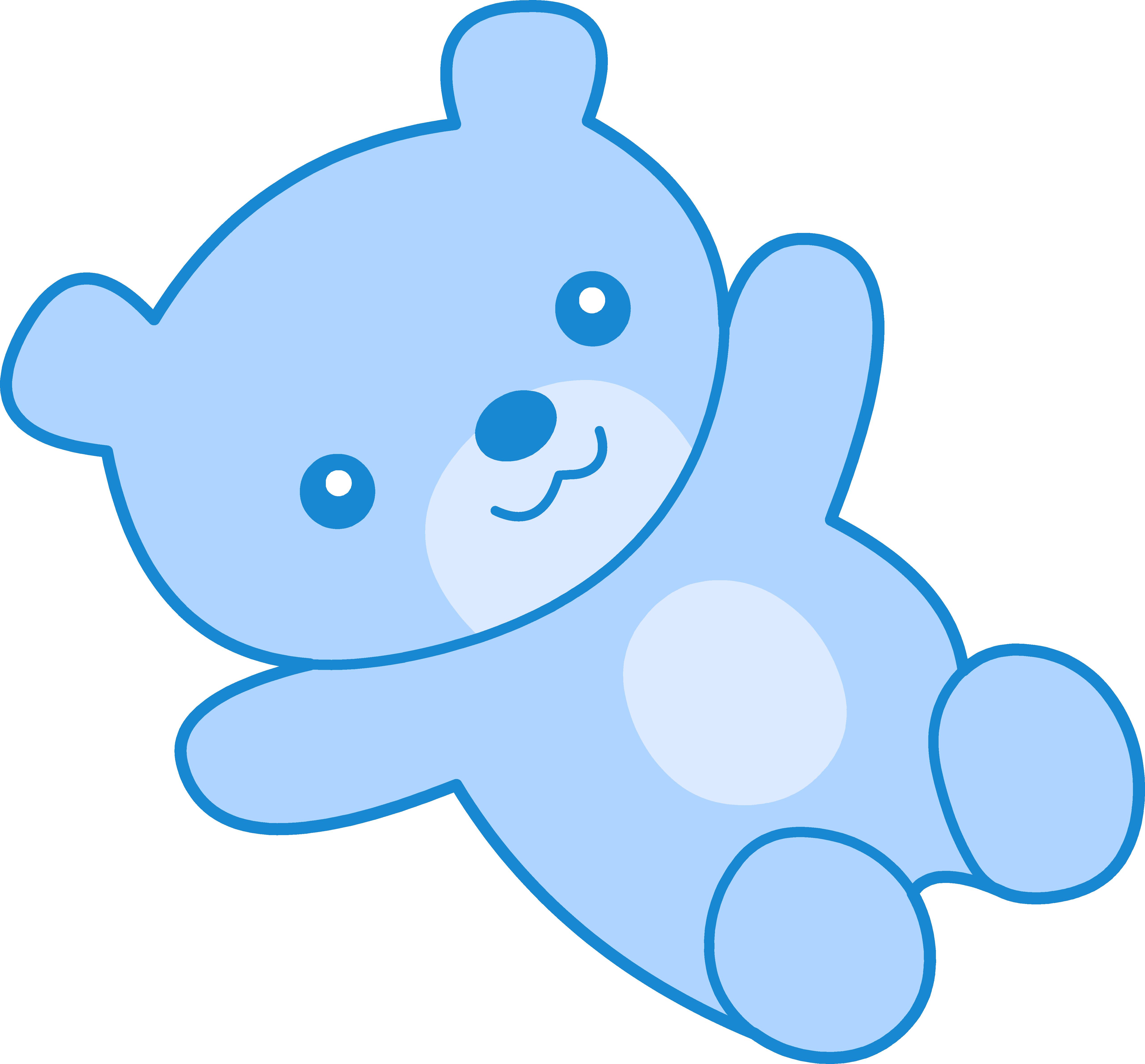 Gummy Bear clipart blue Clip Free  Art Cute