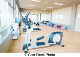 Blur clipart fitness Abstract The gym Abstract blur