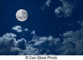 Blur clipart full moon Sky cloud blue and Images