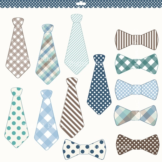 Doctor Who clipart chevron tie Blue Bow green on hats