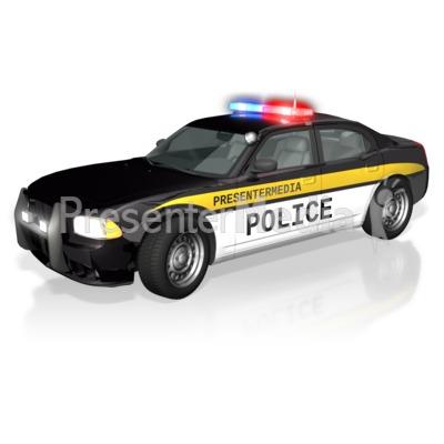 Blur clipart police car Flashing BBCpersian7 lights police car