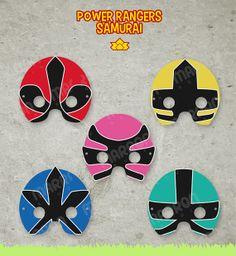 Blur clipart power ranger Rangers Printable Red Power set