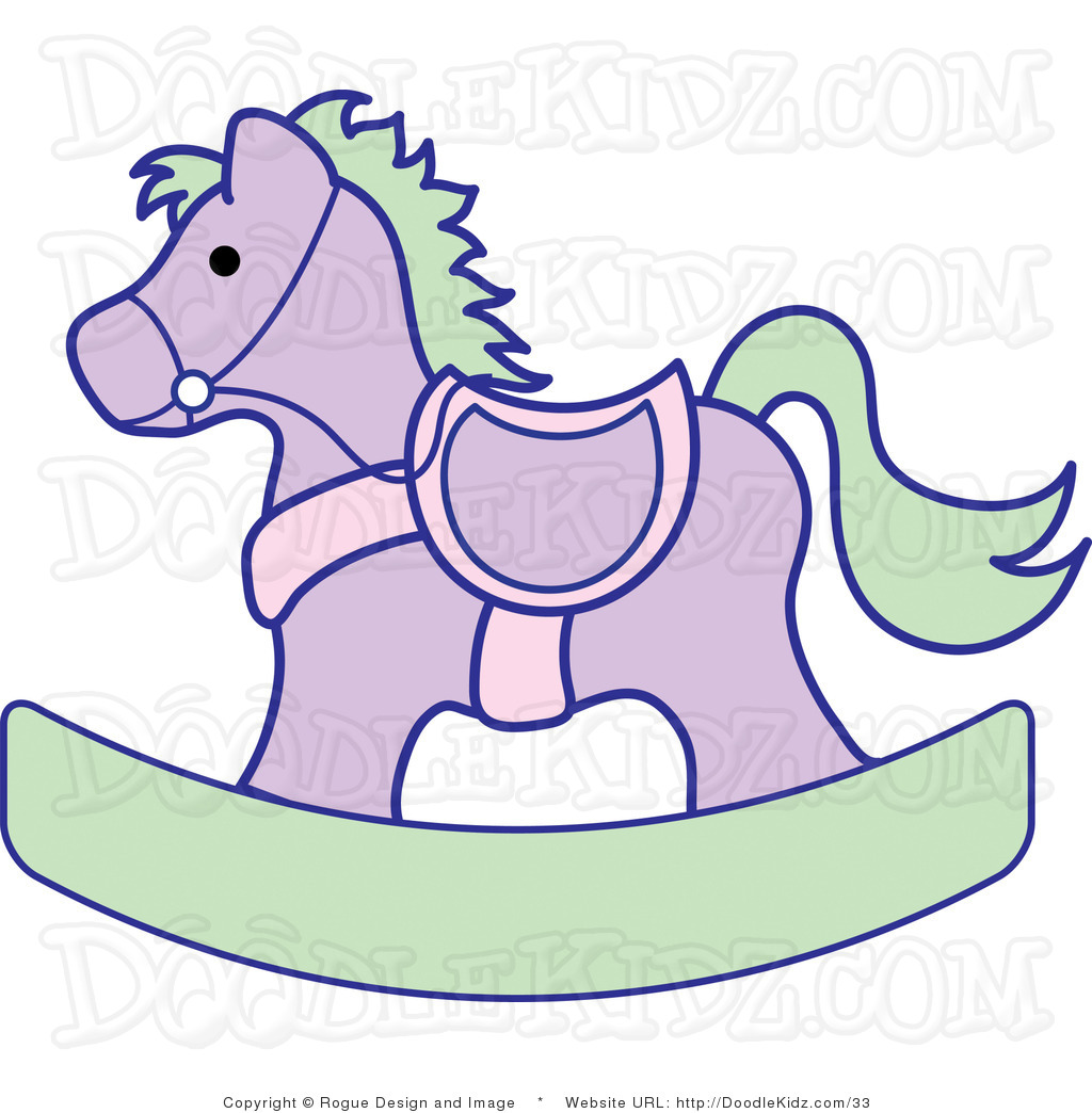 Blur clipart rocking horse Clipart Clipart Clipart Free nursery%20clipart