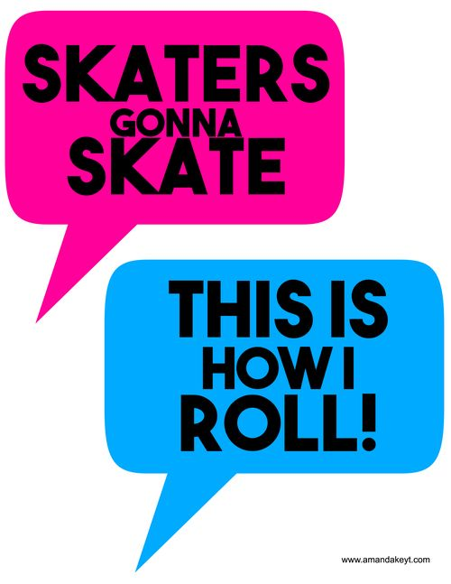 Blur clipart roller skate 328 Neon on Pinterest Skate