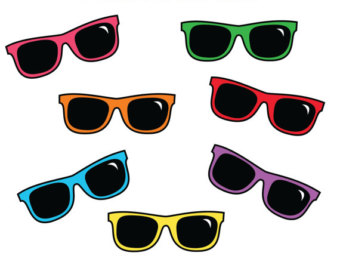 Spectacles clipart vision Sunglasses Blue Free blue%20sunglasses%20clipart Clipart