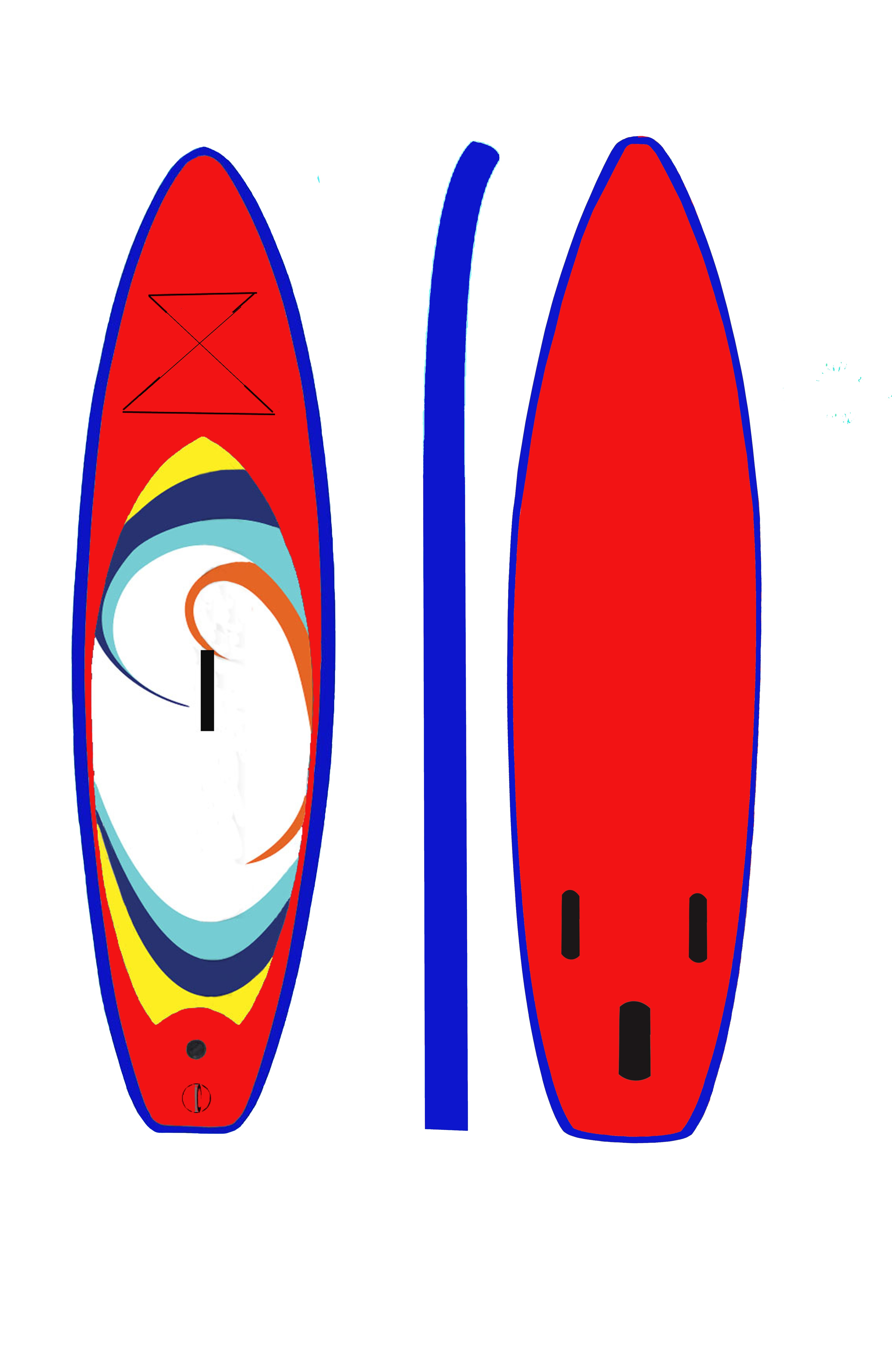 Blur clipart surfboard 2 Paddle BLUR AlfaSUP™ Boards